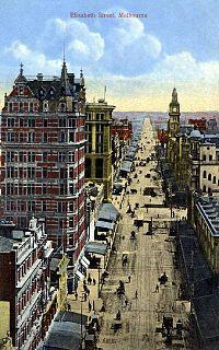 Melbourne's Lost Buildings: The Australia Building
