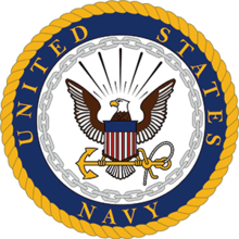 The US Navy Emblem