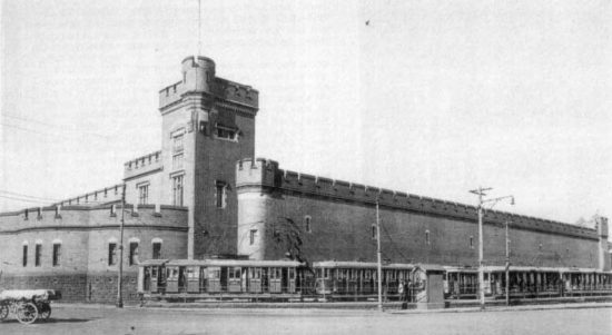 Before the Sydney Opera House: Fort Macquarie Tram Depot