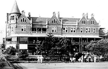 Who Invented the Pavlova: Perth's Esplanade Hotel