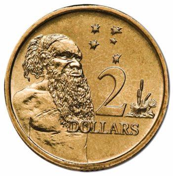 The man on the $2 coin: Tjungurrayi