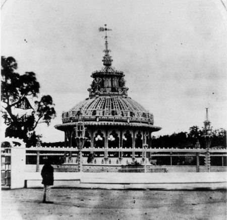 The Rotunda at Cremorne Gardens