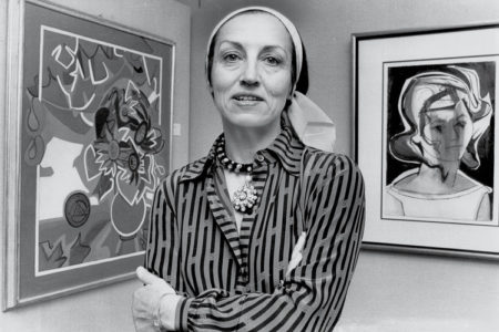 Francoise Gilot in later years