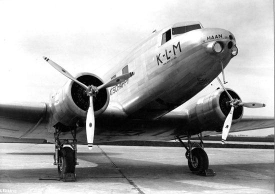 A Douglas DC2