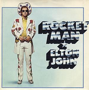 Unusual backstories of 1970s hits: Rocket man