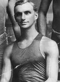 Frederick Lane: Australia's first gold medal swimmer
