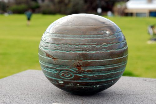 St Kilda Solar System: Jupiter