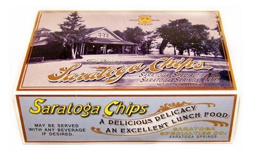 The Origin of Potato Chips