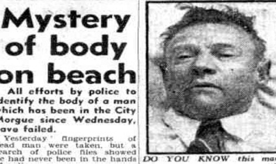 Who Was 'The Somerton Man'?