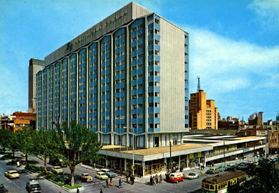 Melbourne's Lost Buildings: The Southern Cross Hotel
