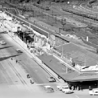 Before Federation Square