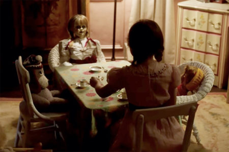 A scene from 'Annabelle Creation.'