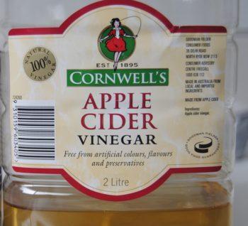 Skipping Girl Vinegar label and logo