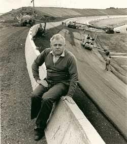 Bob Jane at Calder Park