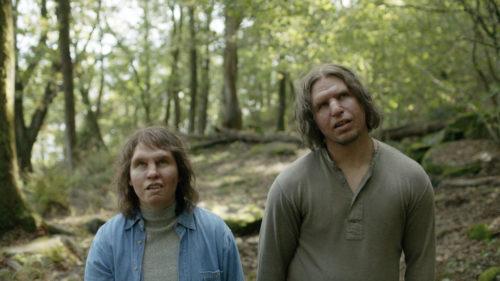 Still image from the movie 'Border'