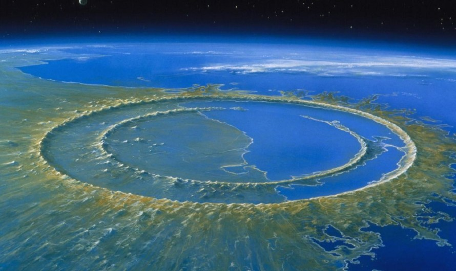 The Discovery of the Chicxulub Crater