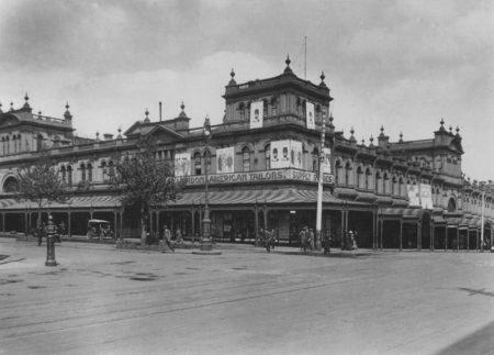 Melbourne's old Eastern Market