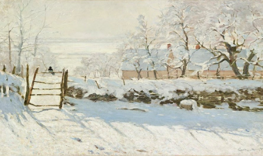 Monet's 'The Magpie
