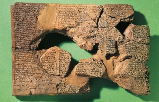 Marks pressed into clay: the oldest known writing is 9 000 years younger than Pando