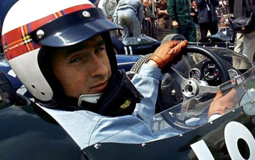 Jackie Stewart, origin of the phrase life in the fast lane