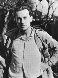 Willi Koeppen as a young man