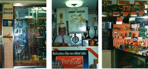 Degraves Street Subway milkbar