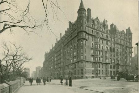 New York's lost buildings: The Navarro Flats