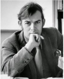 Former NGV director Patrick McCaughey