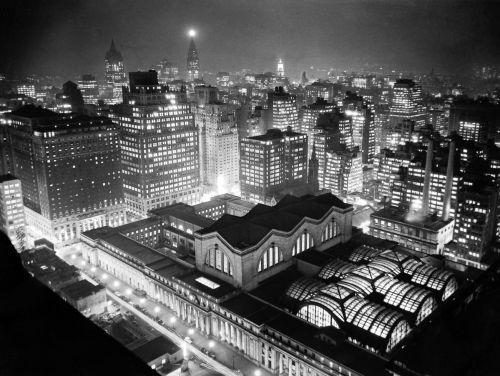 New York's lost buildings: The original Penn Station