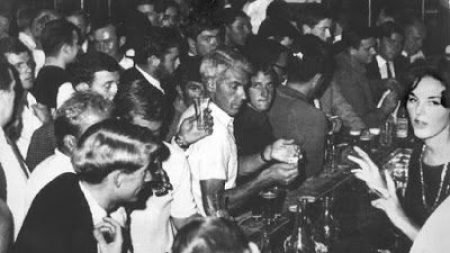 The Six O'Clock Swill in a Melbourne pub