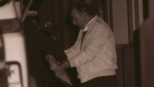 Stan Taylor in custody