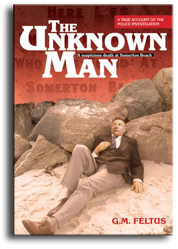One of the book's written about the Somerton Man mystery