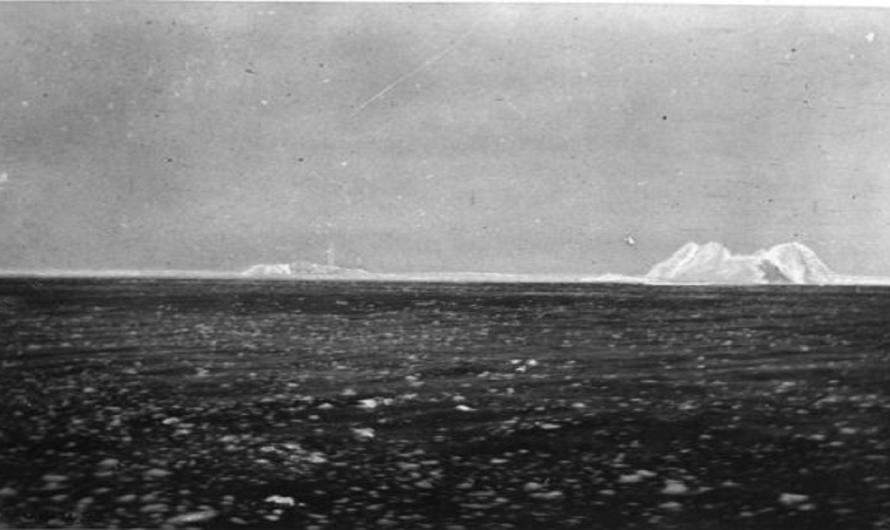 The Iceberg That Sunk the Titanic