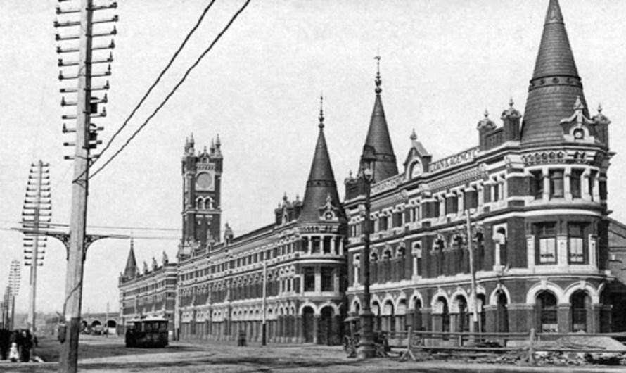 Melbourne's Wonderful Lost Buildings