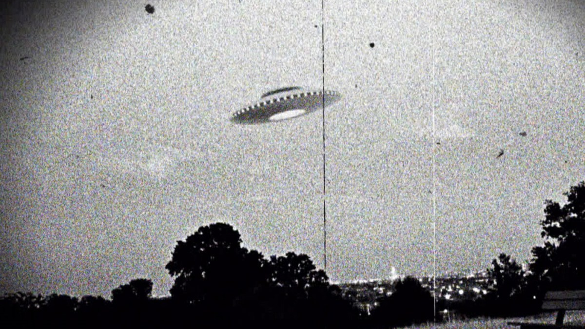 The Westall UFO