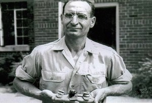 Gregory S. Perino prior to working at the Museum