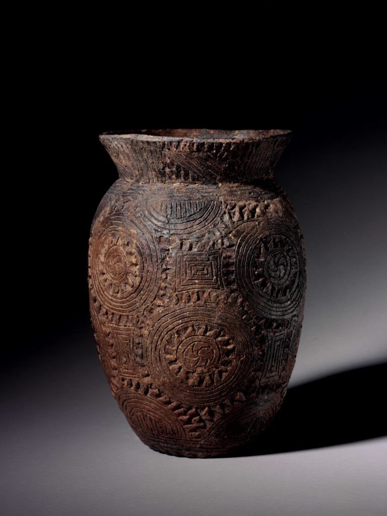 Jar, ca. 1000 – 1400, Caddo (Haley Complicated Incised). Gift of Quintus H. Herron.