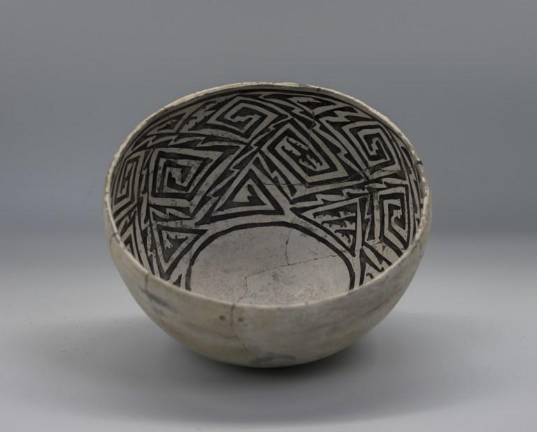 Bowl, ca. 900 – 1200. Anasazi Culture