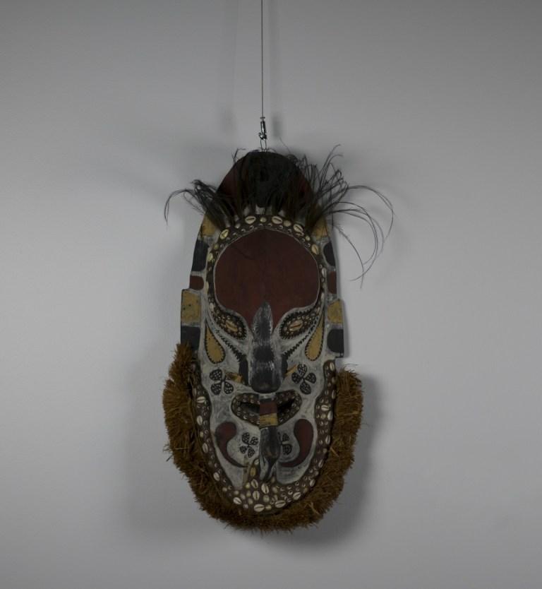 Mask, ca. 1990 – 2000. Iatmul Peoples (Middle Sepik River Region, Papua New Guinea).