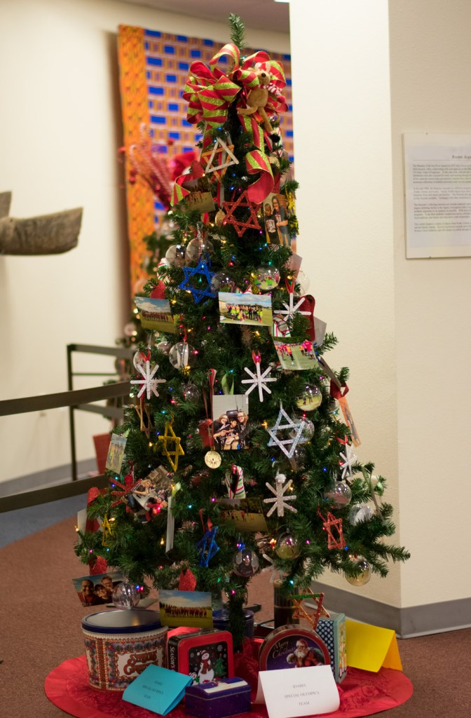 Idabel Special Olympics Team Christmas Tree