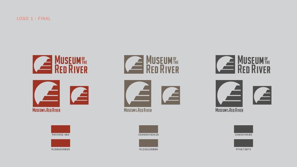 The Museum's primary logo