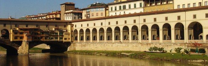 Corredor Vasariano Florença
