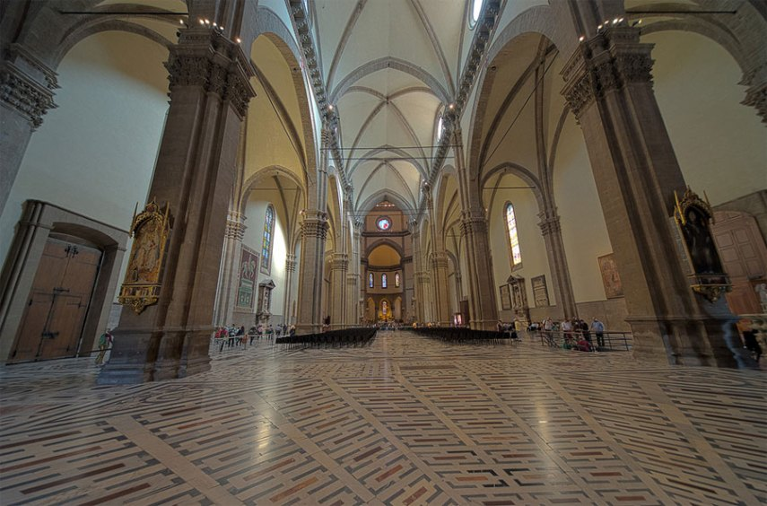 Cathedral of Florence Nave