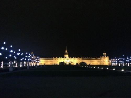 Das Karlsruher Schloss