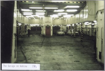 Garage on TEV Wahine 1966