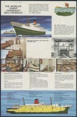 'The World's Finest Overnight Sea-Crossing'