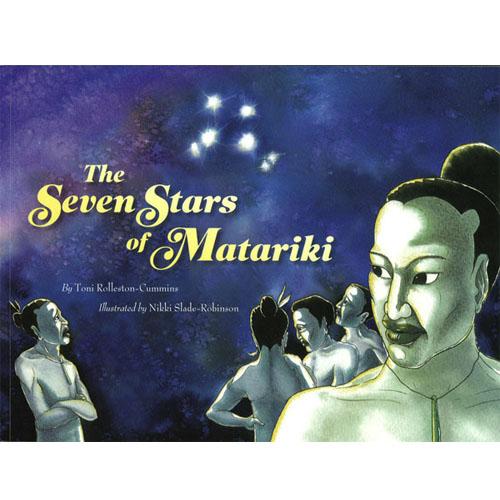 Seven Stars of Matariki, Book, Matariki