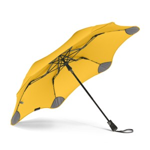 Yellow XS METRO BLUNT Umbrella