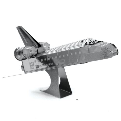 Metal Earth Model - Space Shuttle Discovery