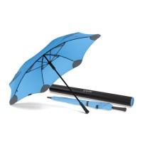 Blue Classic Blunt Umbrella